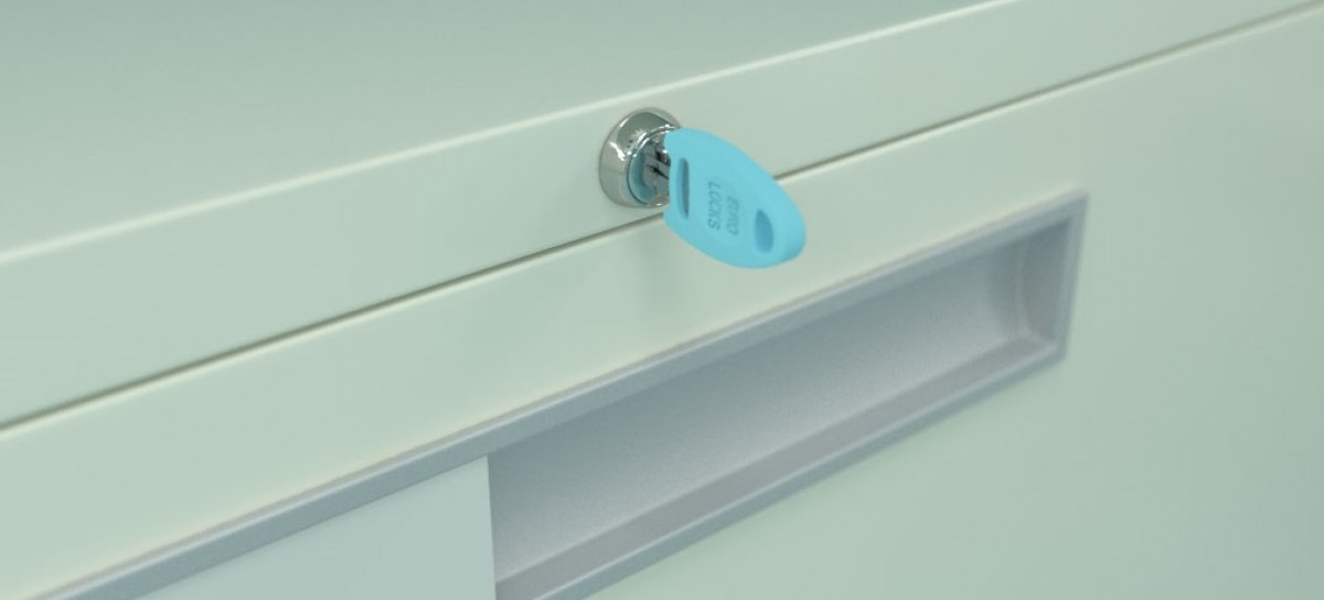 New: S-Line Key - Sanitary Safety